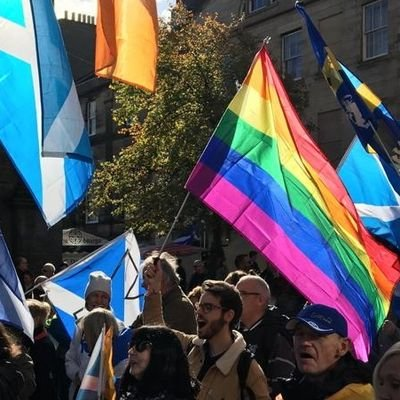 AUOB March Edinburgh