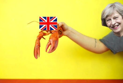 theresa lobster